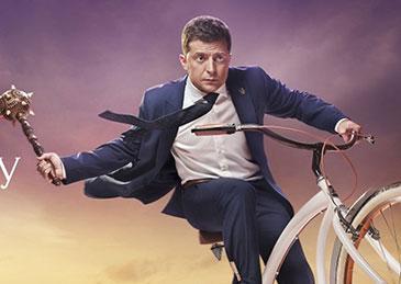白俄总统:本想骑车上班,被他毁了