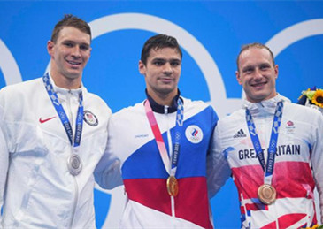 连败俄罗斯2场后美国游泳名将说比赛不干净,外媒趁机带节奏