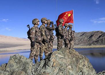 中印举行第十二轮军长级会谈