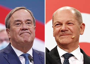 德国两大党几乎打平:一个没全赢,一个没输透