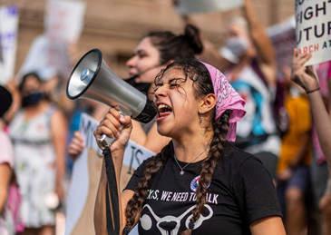 """实施刚满1个月,得州""""最严堕胎法""""被临时禁止"""