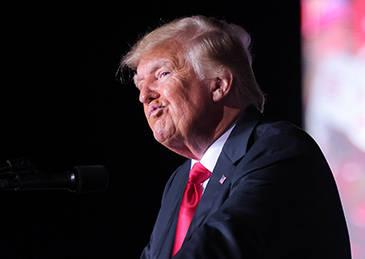 最新调查:44%共和党支持者希望特朗普参加2024年大选
