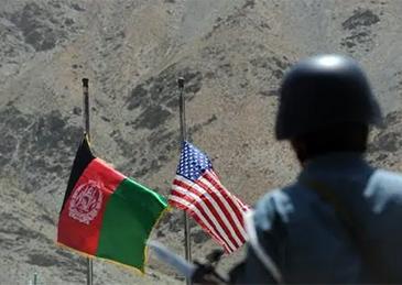 撤军后美国与阿塔首次面对面会谈